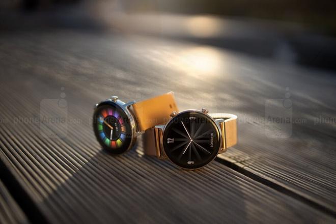 Huawei ra mắt đồng hồ Watch GT2: Đẳng cấp không kém Galaxy Watch - 1