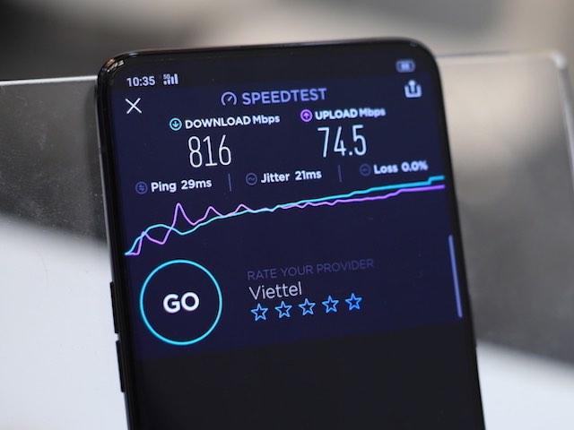 Viettel công bố phát sóng 5G tại TP.HCM, phục vụ tương lai 4.0 của người Việt Nam