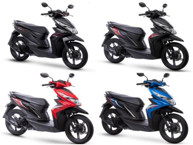 2019 Honda BeAT mở rộng Đông Nam Á, giá từ 29,59 triệu đồng