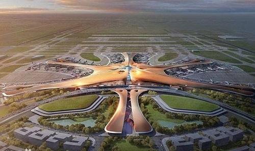 Bên trong siêu sân của Trung Quốc được xây từ 1,6 triệu m3 bê tông, 52.000 tấn thép - 1