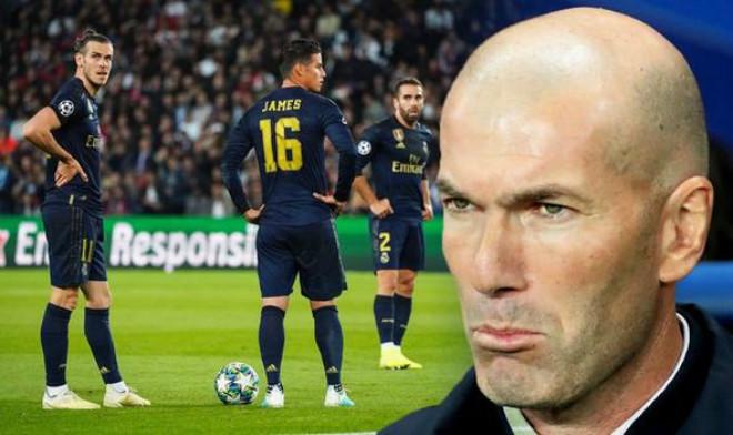 Ghế HLV Real nóng rực: 3 ứng viên thay Zidane, Mourinho đấu thầy cũ Ronaldo - 1