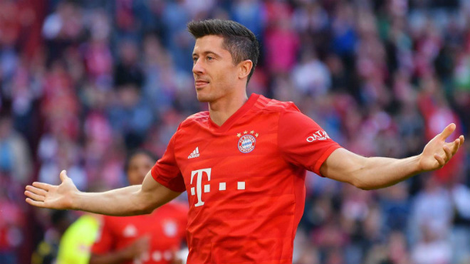 "Video highlight trận Bayern Munich - Cologne: Lewandowski lập kỷ lục, Coutinho ""mở tài khoản"" - 1"