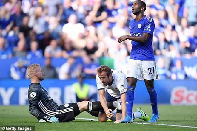 Video highlight trận Leicester - Tottenham: Siêu kịch tính vì VAR, 3 điểm vỡ òa (Vòng 6 Ngoại hạng Anh) - 1