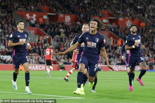 """Video highlight trận Southampton - Bournemouth: Sững sờ """"người cũ"""" Chelsea mở khóa (Vòng 6 Ngoại hạng Anh) - 1"""