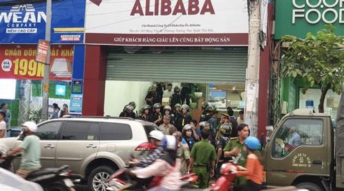 Điều tra nhiều đối tượng liên quan đến Alibaba - 1