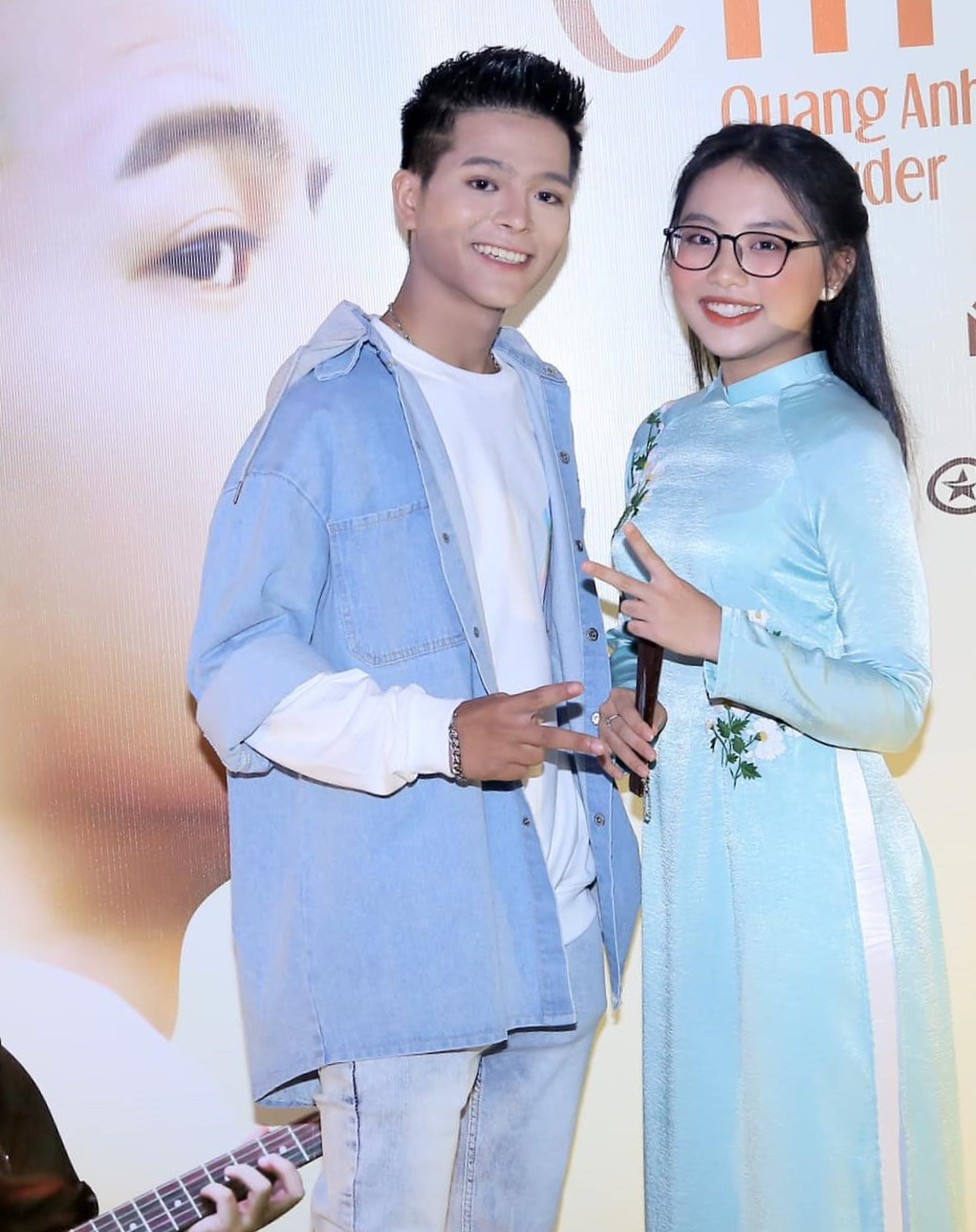 """Phương Mỹ Chi lên tiếng giữa nghi vấn """"không ưa"""" Quang Anh The Voice Kids - 1"""