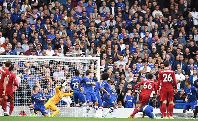 Video highlight trận Chelsea - Liverpool: Sai lầm bóng chết & hơn 20 phút rượt đuổi (Vòng 6 Ngoại hạng Anh) - 1
