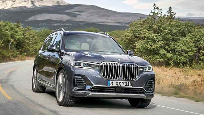 Rò rỉ màn hình công-tơ-mét của động cơ V12 6.0L được cho là BMW X7 - 1