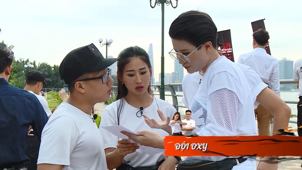 Trang Trần thẳng tay bắt lỗi DJ Oxy khi giúp người bị tai nạn giao thông - 1