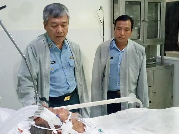 Lễ tang Anh hùng phi công Nguyễn Văn Bảy được tổ chức trong hai ngày - 1