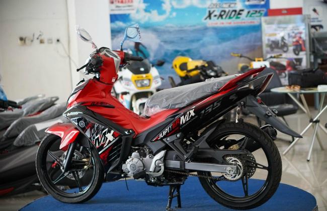 Yamaha Jupiter MX 135 ở Indonesia hay còn gọi là Yamaha Exciter 135 tại Việt Nam là thế hệ Exciter cũ của gia đình vua côn tay Yamaha Exciter. Vào năm 2014, Yamaha tung ra 7 sản phẩm mới gây bão thị trường xe máy tại Indonesia, trong đó có cả sự góp mặt đáng kể của Jupiter MX 135.