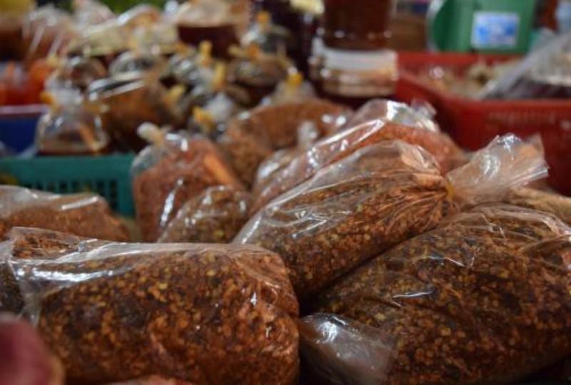 Cẩn trọng khi mua sản phẩm ớt khô, ớt bột - 1