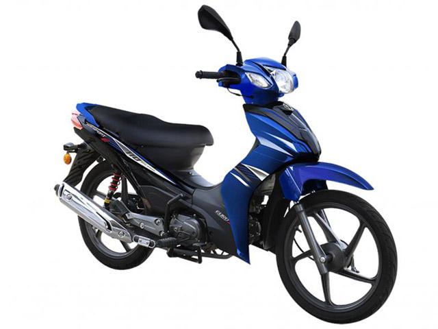 2019 SM Sport E110 giá siêu rẻ, cạnh tranh thị phần Honda Wave
