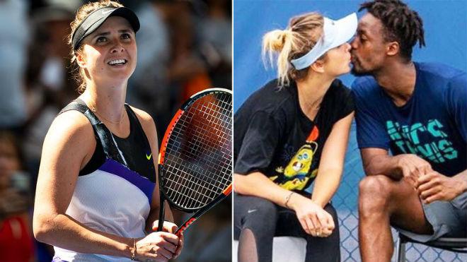 """Tennis 24/7: Mỹ nhân Svitolina tiết lộ bất ngờ về chuyện yêu với """"Gã hề"""" - 1"""