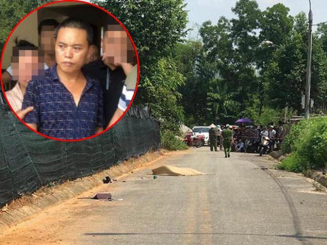 Chồng khai nguyên nhân sát hại nữ giáo viên cấp 2 trên đường đi dạy về
