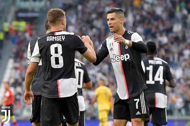 Nhận định bóng đá Brescia - Juventus: Đón chào tân binh, coi chừng thảm họa - 1