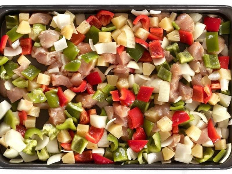 Cách làm gà lúc lắc chua ngọt càng ăn càng mê - 1