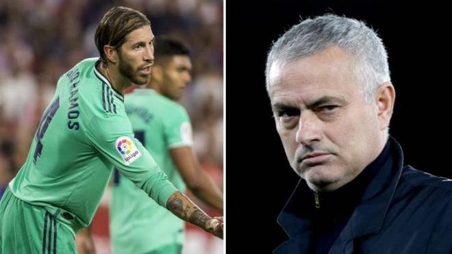 """Loạn tin Mourinho thay Zidane ở Real Madrid: """"Đại ca"""" Ramos nói câu lạnh người - 1"""