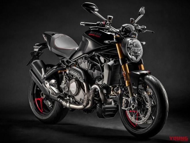 """""""Quái vật"""" Ducati Monster 1200S 2020 trình làng, hút mọi ánh nhìn - 1"""