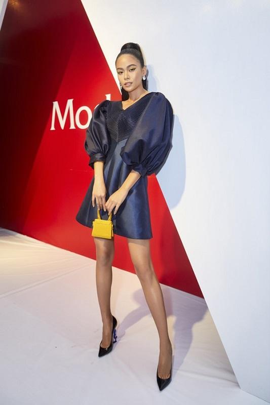 Võ Hoàng Yến, Mâu Thủy ngồi ghế nóng Vietnam's Next Top Model 2019 - 1