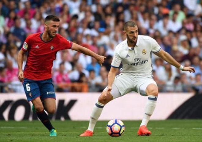 Nhận định bóng đá Real Madrid – Osasuna: Benzema hóa Ronaldo, tranh đoạt ngôi đầu - 1