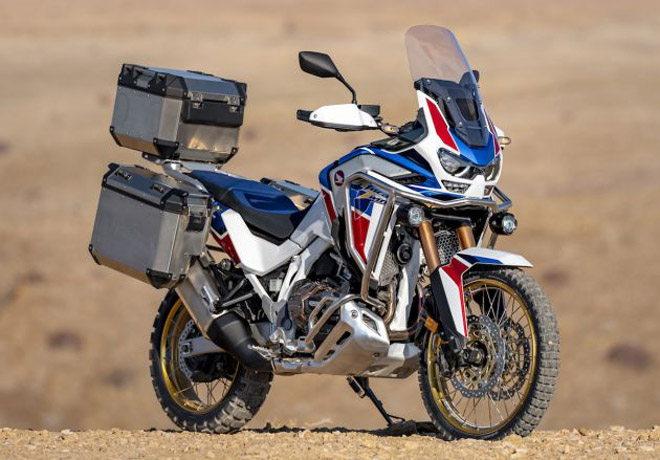 2020 Honda Africa Twin CRF1100L trình làng, động cơ 1.084 cc - 1