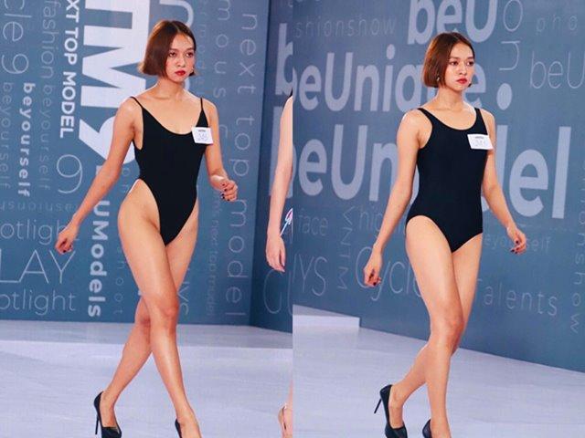 Thí sinh Vietnam's Next Top Model bị giám khảo bắt thay áo tắm bé xíu, nhạy cảm
