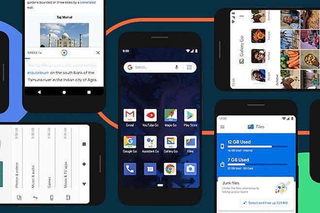 Google ra mắt Android 10 Go cho điện thoại giá rẻ - 1