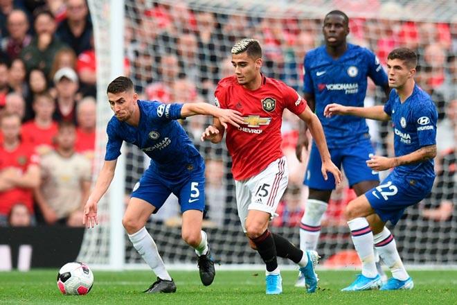 Đại chiến đỉnh cao vòng 4 League Cup: MU đụng Chelsea, Liverpool gặp Arsenal - 1