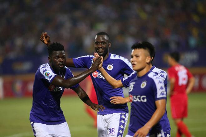 Hà Nội FC tuột chiến thắng, Bùi Tiến Dũng ngổn ngang tâm trạng - 1