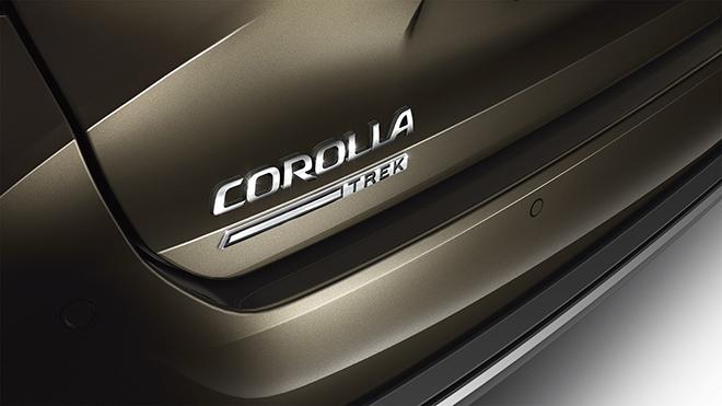 Toyota Corolla có thêm phiên bản Trek kết hợp với hãng xe đạp - 5