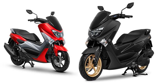Mẫu tay ga phân khối lớn Yamaha NMAX thêm tùy chọn màu mới cực Cool - 1