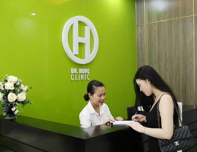 DR Hùng Clinic – phòng khám chuyên khoa phụ sản được hàng ngàn chị em lựa chọn - 1