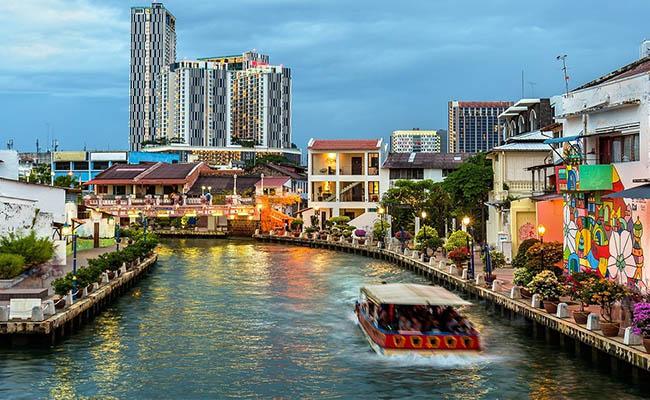 Quên Kuala Lumpur đi, đây mới là những thành phố đẹp nhất ở Malaysia - 1