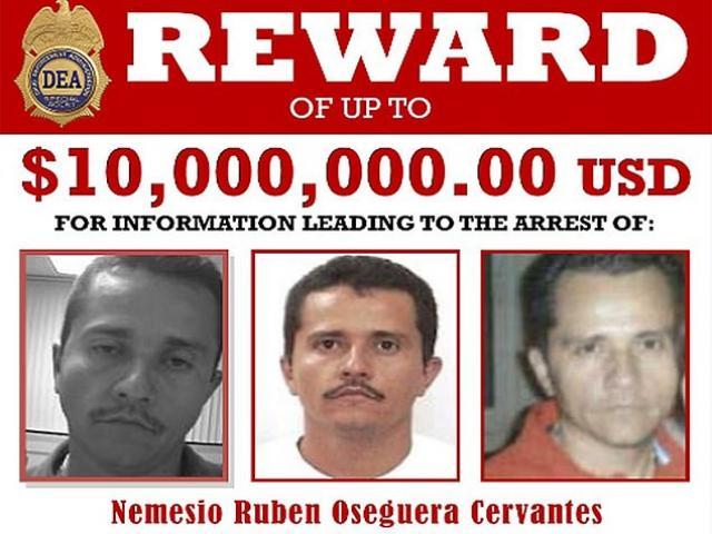 Mexico: Trùm ma túy lộng hành, bắn rơi trực thăng quân đội, ngang nhiên đăng tuyển cảnh sát