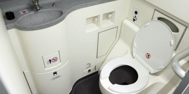 Chuyến bay đột ngột đổi hướng, hạ cánh khẩn cấp vì nữ hành khách mắc kẹt... trong phòng tắm - 1