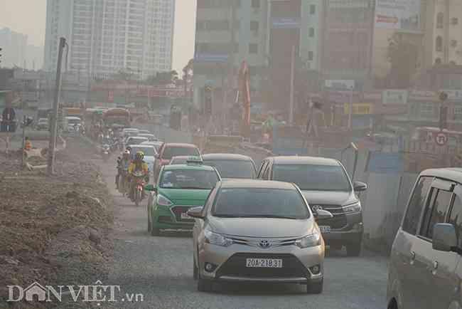 Điểm mặt những tuyến đường bụi bặm và ô nhiễm nhất Thủ đô - 1