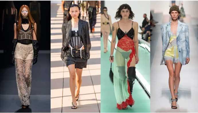 Xu hướng thời trang 2020: Áo nịt ra phố - 1