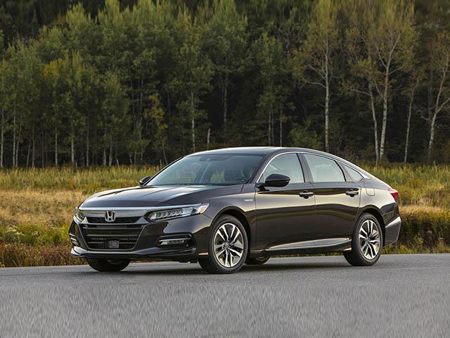 Honda Accord Hybrid 2020 tiết kiệm nhiên liệu hơn, giá từ 614 triệu VNĐ