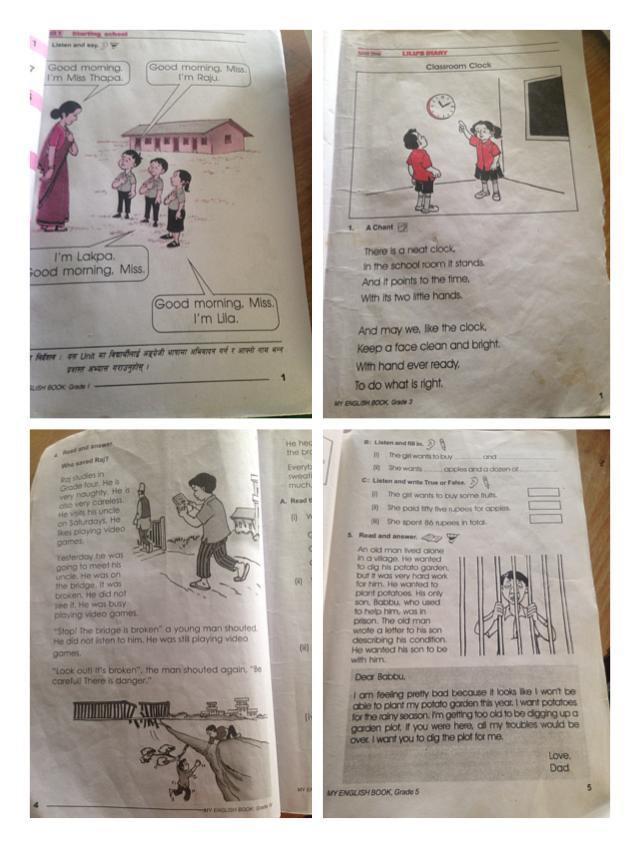 """Sau 5 năm bức """"tâm thư"""" của cô gái ở Nepal, sách giáo khoa Tiếng Anh có gì thay đổi? - 1"""