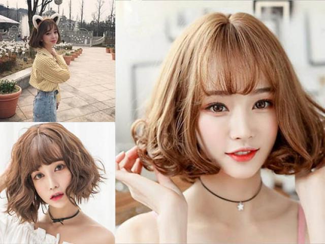 Kiểu tóc ngắn đẹp hợp với mọi khuôn mặt dẫn đầu xu hướng năm 2019