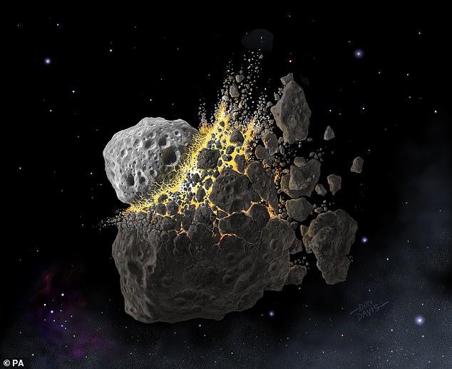 Vụ nổ thiên thạch khổng lồ khiến Trái đất nguội lạnh, sinh vật mới xuất hiện - 1