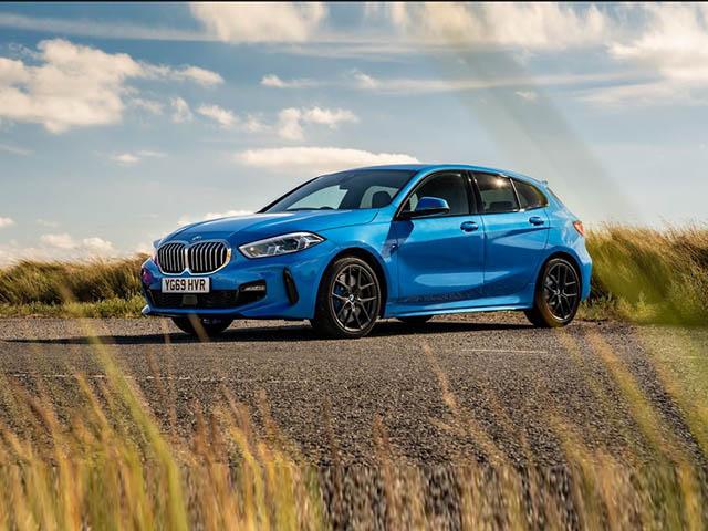 BMW 1-Series thế hệ thứ ba chính là việc chuyển sang nền tảng dẫn động cầu trước