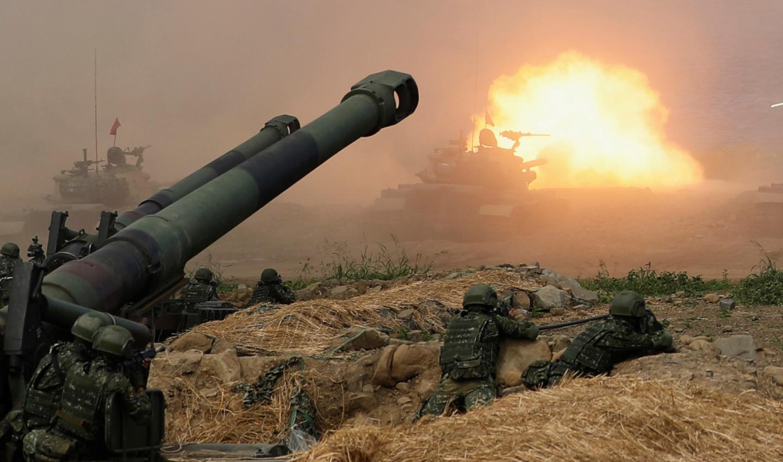 Mỹ và Trung Quốc đang bước vào một dạng chiến tranh mới thông qua Đài Loan? - 1
