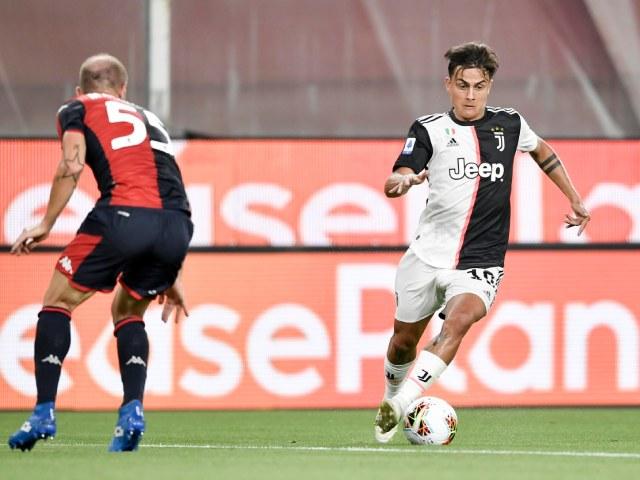 Trực tiếp bóng đá Genoa - Juventus: Siêu phẩm tới tấp (Hết giờ)