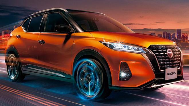 Nissan Kicks ra mắt, giá từ 600 triệu đồng - 1