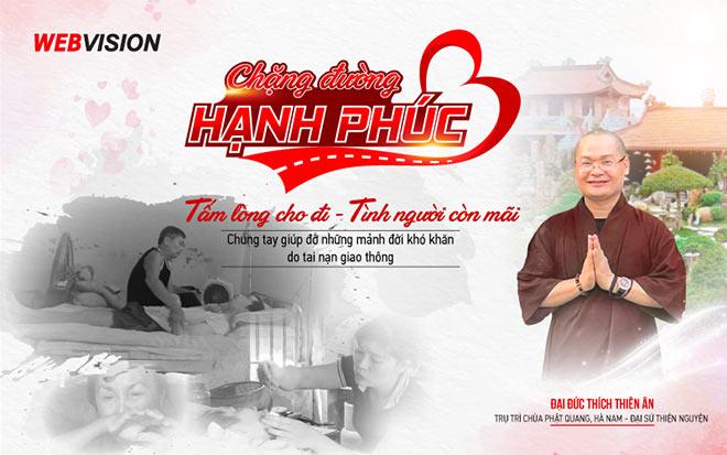 Xoa dịu nỗi đau từ TNGT cùng Webvision Việt Nam - 1