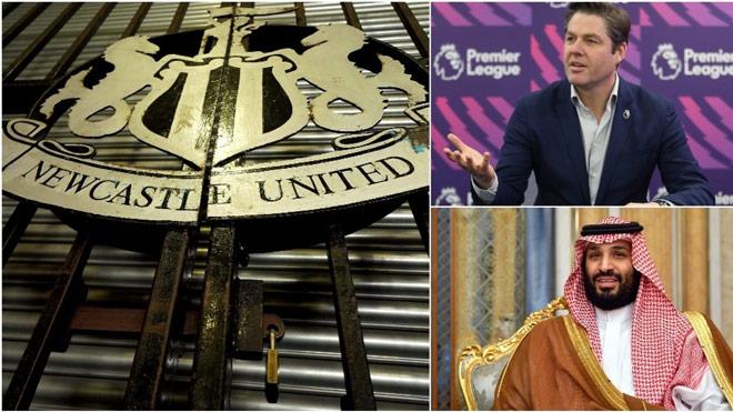 """Newcastle đổi chủ lại có """"biến"""": """"Sếp lớn"""" Ngoại hạng Anh cũng bó tay - 1"""