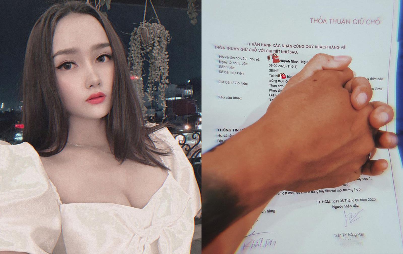 """Chung sống 2 năm, hot girl kém Khánh Đơn 12 tuổi hé lộ """"bản hợp đồng"""" bất ngờ - 2"""