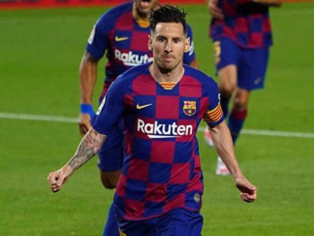 """Messi """"lao dốc"""" choáng váng thời HLV Setien, năng suất ghi bàn cực tệ - 1"""